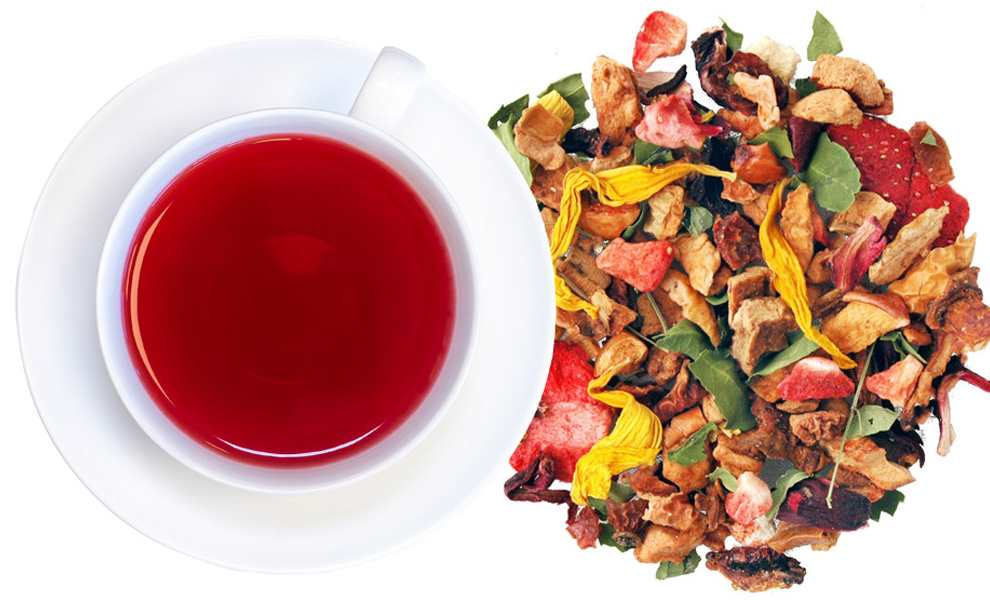 Erdbeer-Moringa