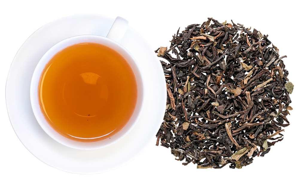 Das gute 1/2 Blatt-Tee-Pfund