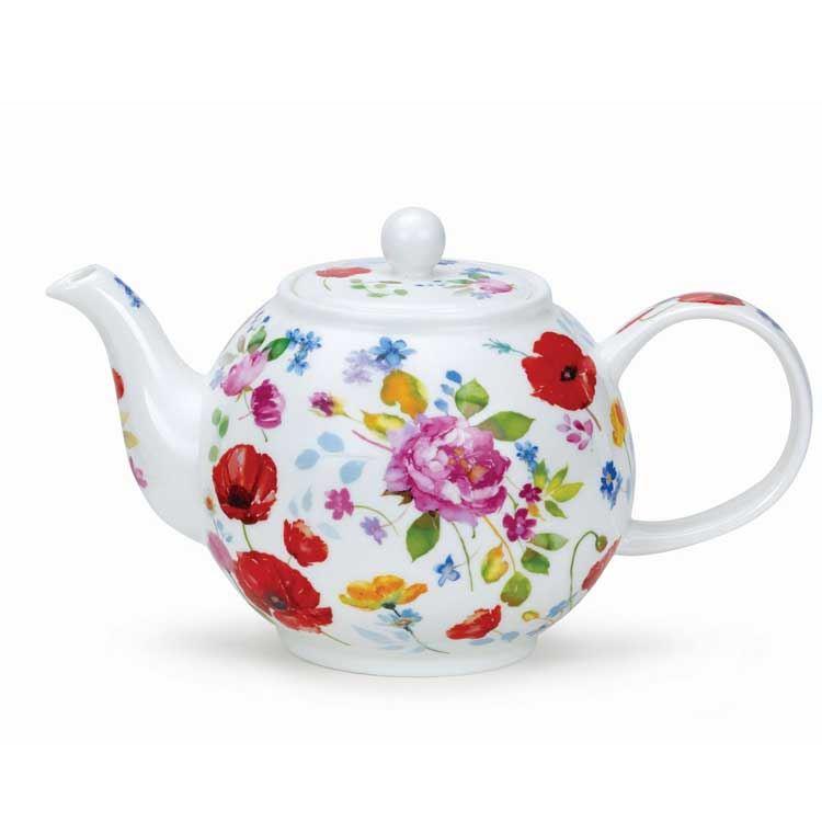 "Dunoon Teapot large ""Wild Garden"""