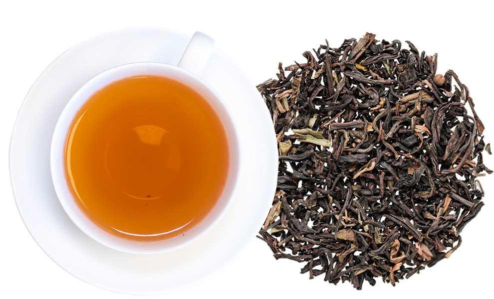 Das gute Blatt-Tee-Pfund