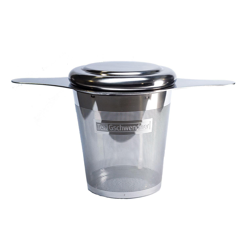 Teedauerfilter Edelstahl