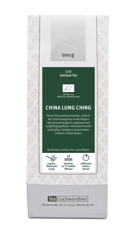 China Lung Ching BIO