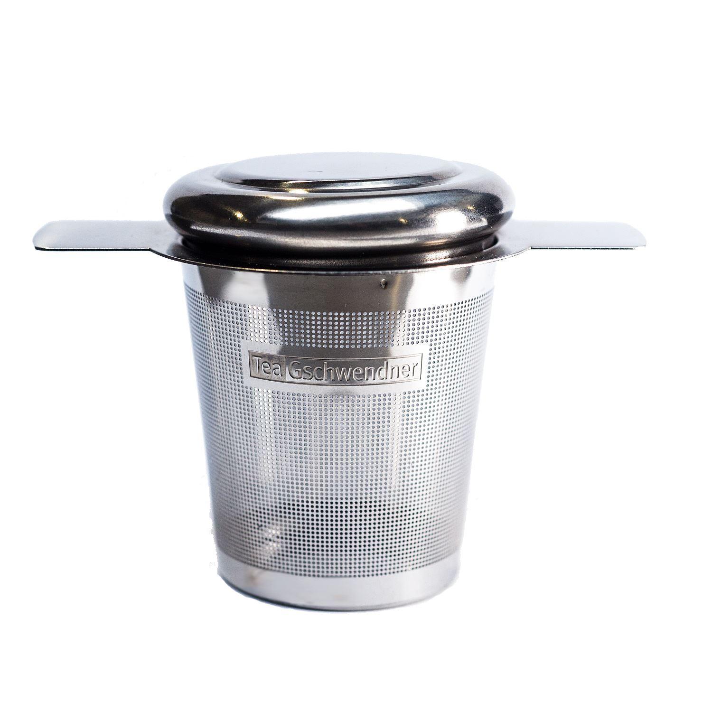 Teedauerfilter Edelstahl extra klein
