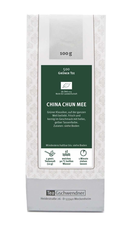 China Chun Mee Bio