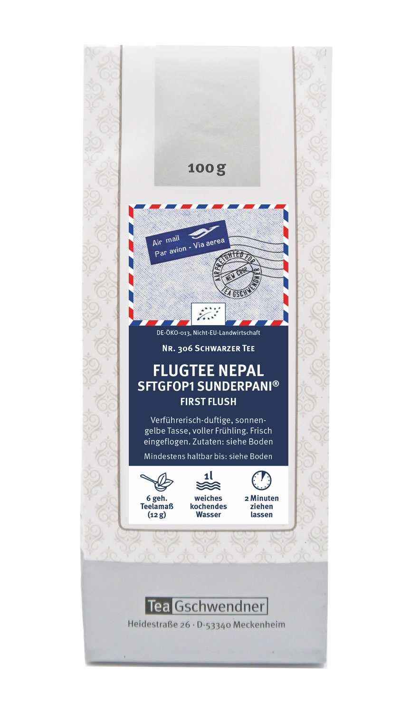 Flugtee Nepal SFTGFOP1 Sunderpani® First Flush BIO
