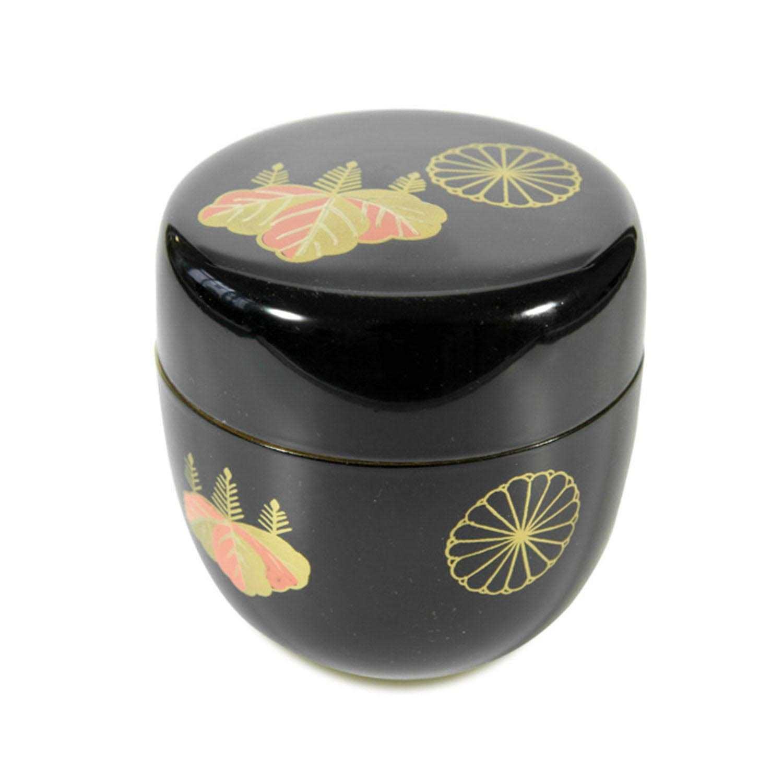 Natsume (Matcha-Behälter schwarz)