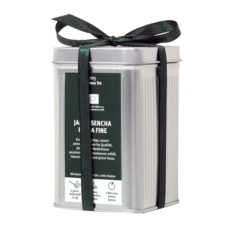 Silberdose 100g Japan Sencha Extra Fine