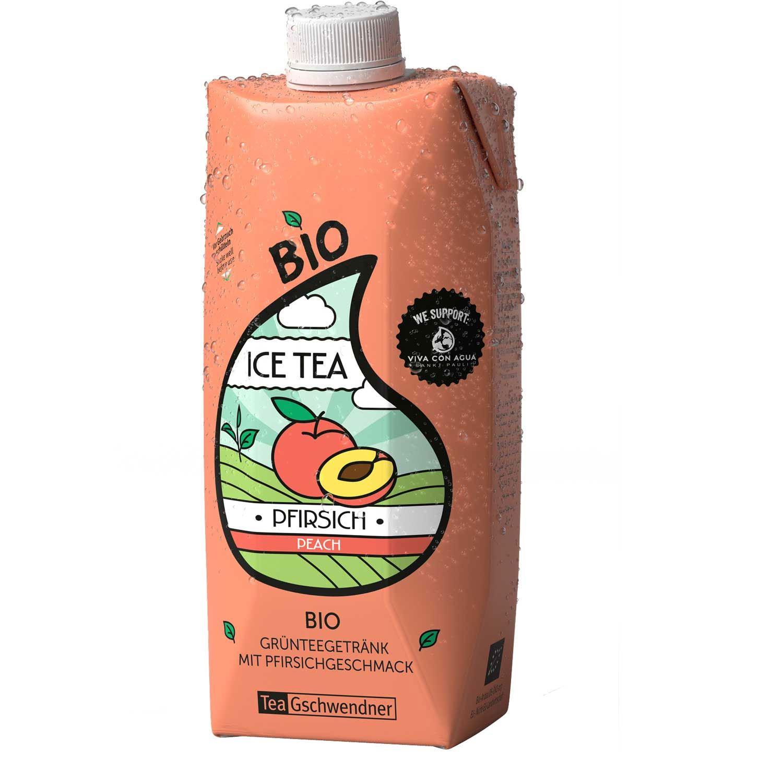 Ice Tea Pfirsich BIO