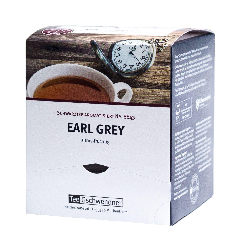 Earl Grey (MasterBag Glas Pyramid)