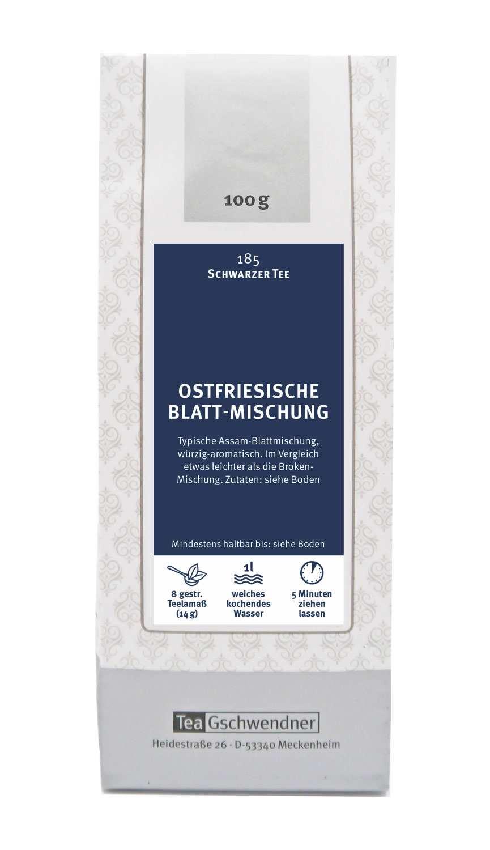 Ostfriesische Blatt-Mischung